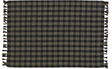 Sturbridge Placemats - Black (Set of 4)