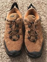 Mens Adidas Climawarm Thinsulate Tan Hiking Shoes/Boots, Size 7.5