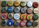 24 DIFFERENT THINGS WITH TUSKS HORNS THEMED BEER BOTTLE CAPS