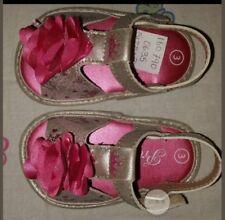 Girls' Shoes Disney Princess Tiana Girls Sandals Size 10 11