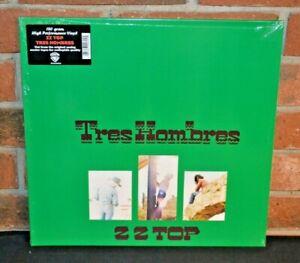ZZ TOP - Tres Hombres, Import 180G BLACK VINYL LP Gatefold New & Sealed!