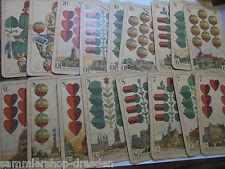 27129 ASS Spielkarten Skat Altenburg Deutsche Karte Breslau Leipzig Berlin