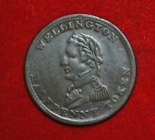 1814 Canada 1/2 Half Penny Token G538