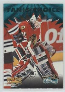 1996-97 Pinnacle FANtasy Ed Belfour #FC20 HOF