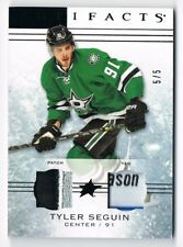 2014-15 Artifacts Patch & Tag Black #39 Tyler Seguin 5/5 !!