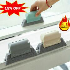 Window Door Track Cleaning Brush Gap Groove Sliding Tools effortless DIY NEW