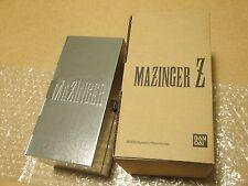 ♥ BANDAI SOUL OF CHOGOKIN MAZINGER Z DISPLAY METAL BOX EXCLUSIVE per AF GX SOC