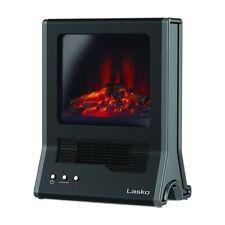 Lasko 1500W Home Ultra Ceramic Fireplace Heater