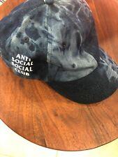 Anti Social Social Club Jean Hat For Men Or Women