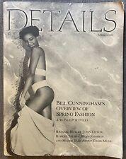March 1985 Details Magazine