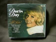 Doris Day All hits 3 CD NUOVO