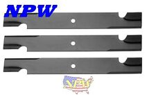 "(3) REPLACEMENT BLADES FOR 60"" BAD BOY: 038-2007-00, 038-6050-00, 038-6060-00"