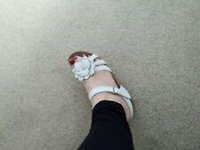 Ladies Tlc Leather Sandals Size 6