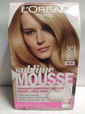 L'Oreal Paris Sublime Mousse Permanent Conditioning Haircolor, CHOOSE YOUR COLOR