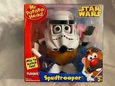 Star Wars - Mr Potato Head - Spudtrooper and Darth Tater - Playskool 2004