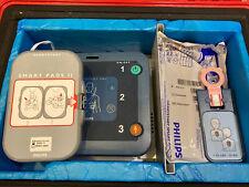 Philips Heartstart Defibrillator With Temperature Control Pelican Hard Case