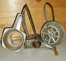 VTG Kitchen Tools Foley Aluminum 1 Cup Squeeze handle Sifter & Funnel & Mouli