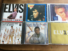 Elvis Presley [6 CD Alben] Collection + 50.000.000 Fans + Gold Records 5 + Love