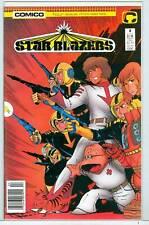 Star Blazers #4 July 1987 NM-