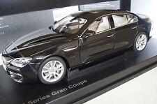 BMW 6er Gran Coupe 2012 schwarz  Paragon/BMW 1:18 neu & OVP