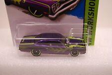 Hot Wheels 2014 '69 Dodge Coronet Superbee #212/250