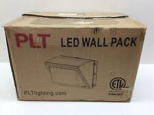 PLT Samsung LEDs LED Wall Pack 75 Watt 400W Metal Halide Equal 5000 Kelvin