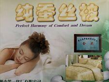 New Pure Silk Choyers Duvet Cover, Pillow Case, Sham - Suzhou No. 1 Silk Factory
