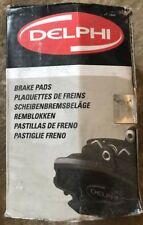 DELPHI-BRAKE PADS - LP1406 - OPEL:4404777 RENAULT:7701207166 - NEW