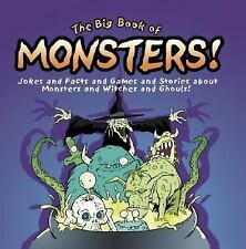 The Big Book of MONSTERS! (Brand New Paperback) Guy Campbell and Mark Devins