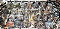 NEW Star Wars 2006 SAGA U-Pick MOC ANH ESB ROTJ TPM AOTC ROTS  *Not case fresh