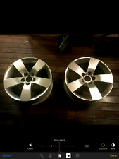 2 x Holden VE SSV Original 19x8 wheels rims not HSV 20