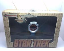 Vintage Style Kids' 890003 Character Star Trek Digital Watch /w Collectible Box!