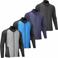 Stuburt Golf Mens Endurance Sports Thermal Padded WindProof Jacket