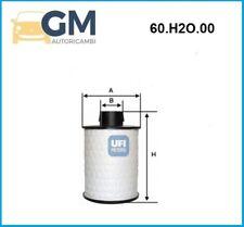 FILTRO CARBURANTE UFI 60.H2O.00 SAAB 9-3 (YSF) 1.9 TID 110KW