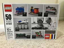 Lego 4002016 50 ans sur piste 2016 Employee gift Factory Sealed!!!