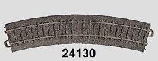 Märklin H0 24130-S Voie C Courbé R1 = 360 Mm / 30° (6 Pièces) - Neuf