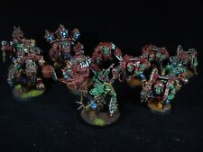 Ork army 3 warhammer 40k PAINTED
