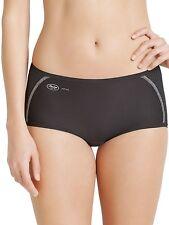 Women's Sports Panty Knickers Sports Underwear by Anita 1627 30-42 Black