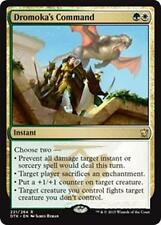 DROMOKA'S COMMAND Dragons of Tarkir MTG Gold Instant Rare