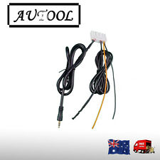 AUX Micphone cable for Toyota Camry Corolla Hilux RAV4 Prado  Iphone BT OZ
