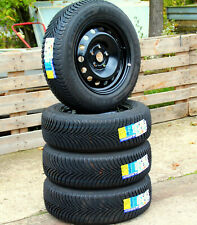 4x Winterräder FORD Focus Mondeo C-Max 205/55R16 MICHELIN Winter Reifen Felgen ◄