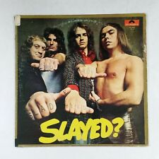 SLADE Slayed? PD5524 LP Vinyl VG+ Cover VG+