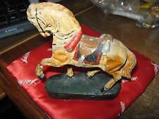 1930s Toy Horse BREVETTATO FIGIR ITALIA, wired resin composite celluloid, 95 mm