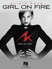 Alicia Keys - Girl on Fire Vol. 3 (2013, Paperback) Piano/Vocal/Guitar Notation