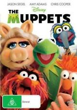 The Muppets DVD Movie MUSICAL Walt Disney BEST FAMILY FILM SONGS BRAND NEW R4