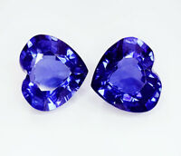 Reasonable Price Rare Silicon Genuine Loose Gemstone Pair Of SILICON TEXTURED ROUGH Heart Shape Flat 24x27 mm Natural Loose Gemstone