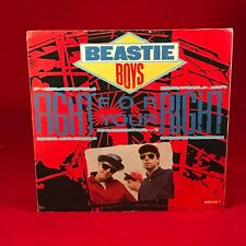 """BEASTIE BOYS Fight For Your Right To Party 1987 UK 7"""" vinyl single EXCELLENT J"""