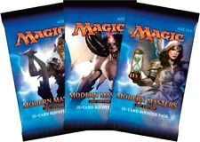 MAGIC THE GATHERING CCG - Modern Masters 2017 Cards Booster Packs (7) | WOTC