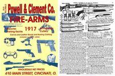 Powell and Clement 1917 (Cincinnati Ohio)