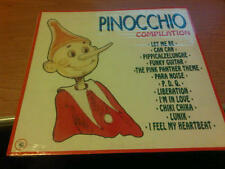 LP PINOCCHIO COMPILATION DISCO MAGIC LP/PIN 7004 SIGILLATO  ITALY PS  MCZ